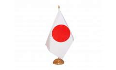 Drapeau de table Japon
