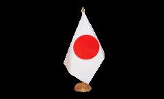 Drapeau de table Japon