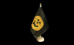 Drapeau de table Citrouille