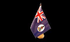 Drapeau de table Îles Caïmanes