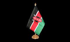 Drapeau de table Kenya