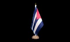 Drapeau de table Cuba