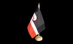 Drapeau de table Nouvelle-Zélande Maori