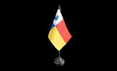 Drapeau de table Pays-Bas Almere