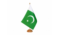 Drapeau de table Pakistan