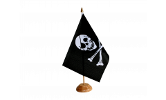 Drapeau de table Pirate