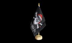 Drapeau de table Pirate Yo ho ho