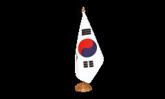 Drapeau de table Corée du Sud
