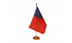 Drapeau de table Samoa