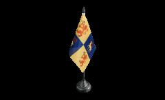 Drapeau de table Suède Comté de Kalmar