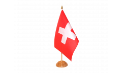 Drapeau de table Suisse