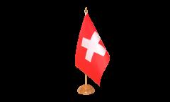 Drapeau de table Suisse