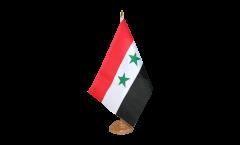 Drapeau de table Syrie