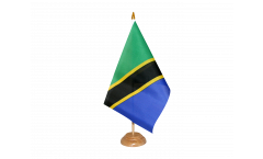 Drapeau de table Tanzanie