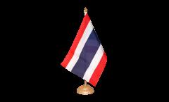 Drapeau de table Thaïlande