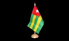 Drapeau de table Togo