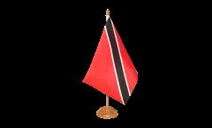 Drapeau de table Trinité-et-Tobago