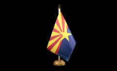 Drapeau de table USA US Arizona