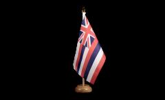 Drapeau de table USA US Hawaii
