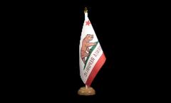Drapeau de table USA US California