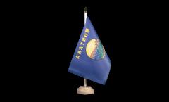 Drapeau de table USA US Montana