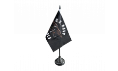Drapeau de table USA Etats-Unis Navy Seals