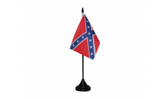 Drapeau de table confédéré USA Sudiste