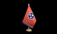 Drapeau de table USA US Tennessee