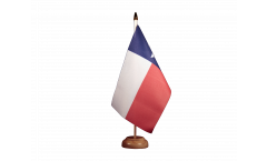 Drapeau de table USA US Texas