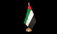 Drapeau de table Émirats Arabes Unis