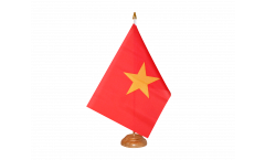 Drapeau de table Viêt Nam Vietnam