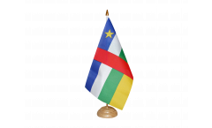 Drapeau de table République Centrafricaine