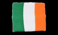 Schweißband Irlande - 7 x 8 cm