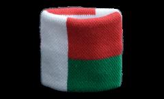 Schweißband Madagascar - 7 x 8 cm