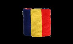 Schweißband Roumanie - 7 x 8 cm
