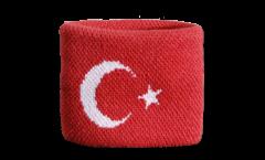 Schweißband Turquie - 7 x 8 cm