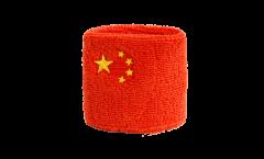 Schweißband Chine - 7 x 8 cm