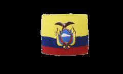 Schweißband Équateur - 7 x 8 cm