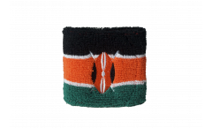 Schweißband Kenya - 7 x 8 cm