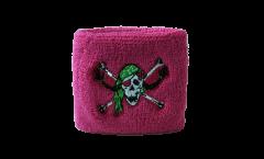 Schweißband Pirate Princess Princesse de Pirate - 7 x 8 cm