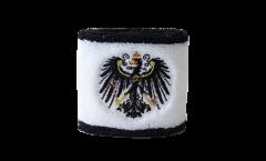 Schweißband Prusse - 7 x 8 cm
