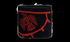 Schweißband Viking Odinicraven - 7 x 8 cm