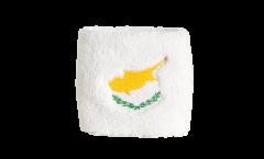 Schweißband Chypre - 7 x 8 cm